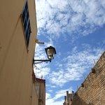 Старый город Алькудия - Древняя крепость (участок стены)
