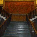 escaleras centrales