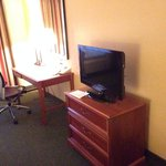 Tv/ dresser and work desk