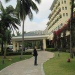 Главное здание отеля