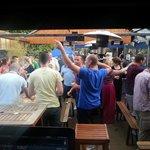 Summer Sunday Sessions in Beer garden