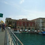 Ponte Nuovo  liga Siracusa à  Ortigia