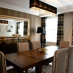 All our apartments have a dining area that can also be utilised to arrange board meetings.