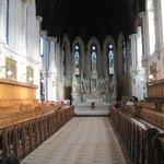 Lovely chapel on property