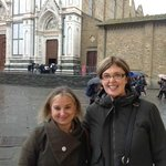 touring with Francesca