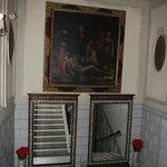 Primo piano - scalinata