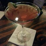 Giant Martini at FireWaters $10 but only $5 with Trop Coupon