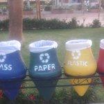 Раздельный сбор мусора)