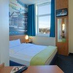 B&B Hotel Kassel - Familienzimmer für 4 Personen