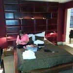 Dove Nest room