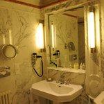 Bathroom of a Junior Suite