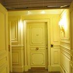 Our door to Parisian Heaven
