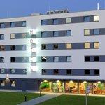 B&B Hotel Mönchengladbach - Außenansicht