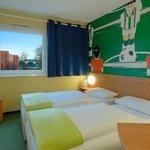 B&B Hotel Mönchengladbach - Zweibettzimmer