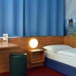 B&B Hotel München-Airport - Barrierefreies Zimmer