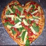 Pizza we Alfo simplemente única con una perfecta fusión de sabores