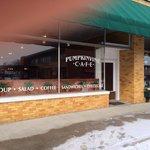 Shipshewana pumpkinvine cafe