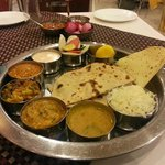 Annapurna special thali   Price Rs. 190 only