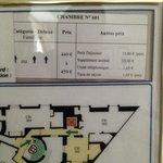Zimmerbezeichnung und Normalpreis!
