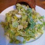 Cru Caesar Salad