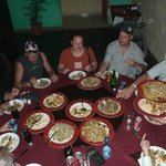 authentic Chinese food - not cubanized!