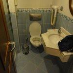 WC sous évier