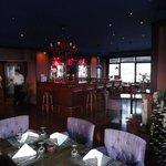 Bar et restaurant au dernier étage