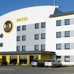 B&B Hotel Erlangen - Außenansicht