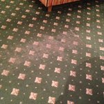 Club lounge carpet