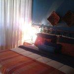 habitacion principal confortable..!
