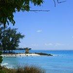 nearby Miami beach