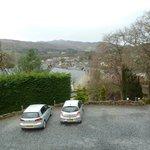 Plenty car parking for residents