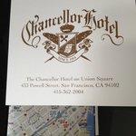 Chancellor Hotel.