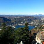 Panorama dalla suite (Lago Di Como/Como/Cernobbio/Chiasso)