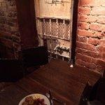 столы в ресторане