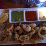 Calamari cooked perfectly !