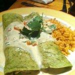 Prawn Enchiladas