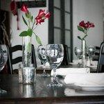 Lovely diningroom