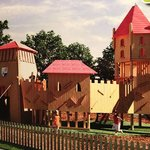 Welsh Castle Adventure Play Area - New for May 2014