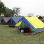 Nomadic Camping