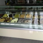 la vetrina gelati