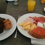 desayuno buffet