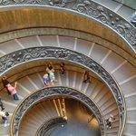 a famosa escada caracol