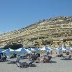 plage de matala, à voir absolument