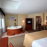 De Luxe suite room