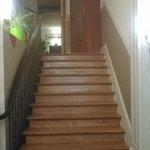 Escalier du hall