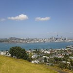 Auckland from devenport