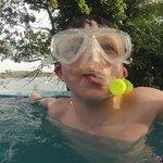 Gone Fishing Panama Resort Hotel Foto