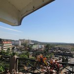 View over Mapusa