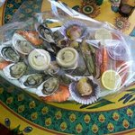 le meilleur des fruits de mer